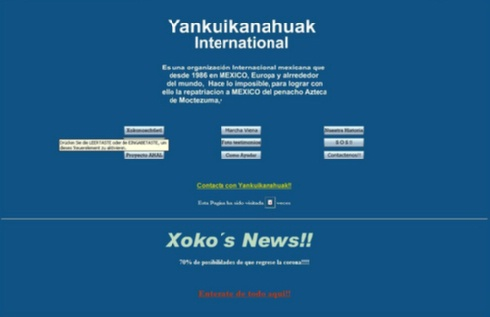 Yankuikanahuak International